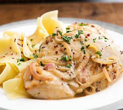 Dijon Chicken recipe