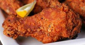 Aioli Chicken Wings