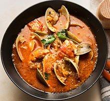 Baja Seafood Stew Recipe