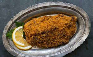 Baked Breaded Bluefish Recipe