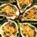 Baked Oysters ,How To Make Baked Oysters Recipe