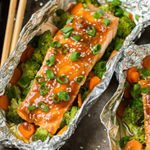 Baked Salmon In Foil Recipe,How To Make Baked Salmon In Foil Recipe
