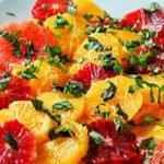 Basil Citrus Salad Recipe