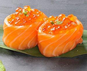Battleship Sushi-types of sushi