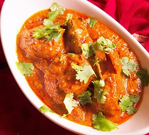 Bhoona Prawn Recipe Step By Step Preparation At Home