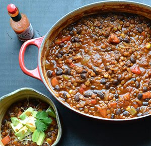 Black Bean Mushroom Curry Recipe step by step preparation at home