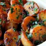 Bombay Spiced Potatoes Recipe
