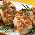 Brandied Chicken Breast Recipe