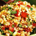 Bulgur Salad recipe step by step preparation