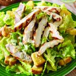 Caesar Salad Grilled Chicken Recipe