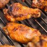 Cajun Chicken Wings step by step preparation