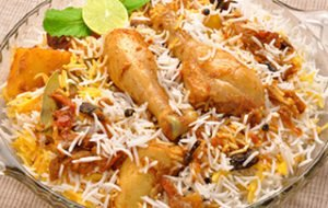 Chicken Biryani Recipe Step By Step Preparation At Home