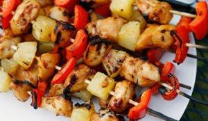 Chicken Shish KaBobs Recipe