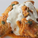 Chicken Wings Parmesan