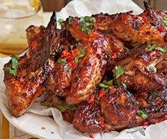 Chili Chicken Wings