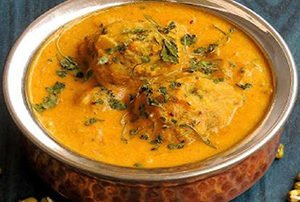 Courgette Curry with Mung Dahl Recipe