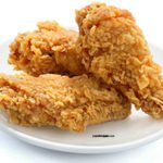 Crispy fried Chicken is easy to make with very simple ingredients. chicken crispy recipe gets its zest from Chicken, milk,paprika and ground black pepper.