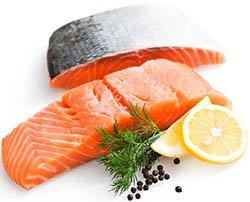 Fresh Salmon Recipe