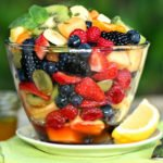 Fruit Ginger Tropical Salad Recipe