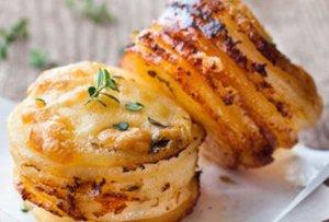 Gratin Potatoes Recipe