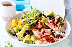 Greek Salad Rice Recipe