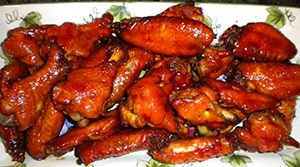 chicken wingettes recipe