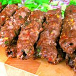 Minced Beef Kebab Recipe