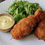 Mock chicken Kiev Recipe