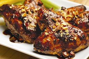 Mole Chicken Wings