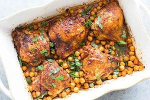 Paprika Chicken Easy Fried Chicken