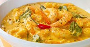 Prawn Malai Curry Recipe Step By Step Preparation At Home