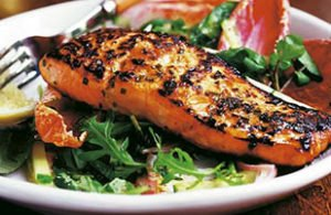 Salmon Steak Recipe