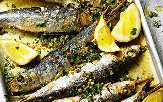 Sardine & Aubergine Curry Recipe