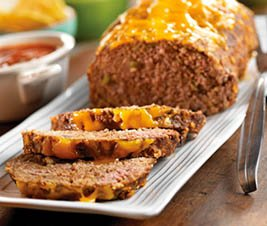 Scrumptious Meat Loaf Recipe