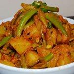 Shada Tarkari Recipe