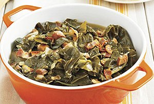 Smothered Greens recipe