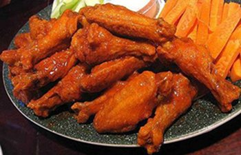 Supreme Buffalo Wings