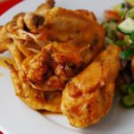 Tabasco chicken wings recipe hot and Delicious
