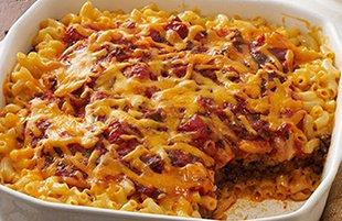 Taco Macaroni Casserole Recipe