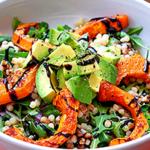 Vegan Avocado Salad Recipe