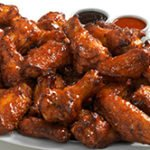 alfredo chicken wings in oven