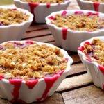 Berry Cherry Crumble Recipe