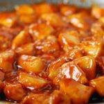chicken orange sauce recipe