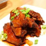 Cola Chicken Wings step by step preparation