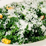 Hymans Raw Kale Salad Recipe