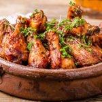 Jamaican Jerk Chicken Wings step by step