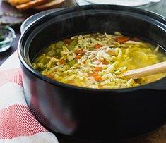 Bavarian Herb Soup Recipe