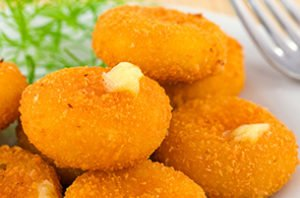 Cheese Croquettes Recipe