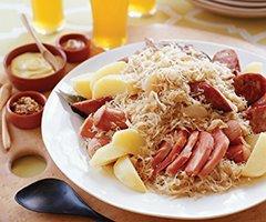Choucroute Garnie Recipe