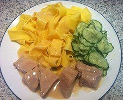 Eingemachtes Kalbsfleisch Recipe
